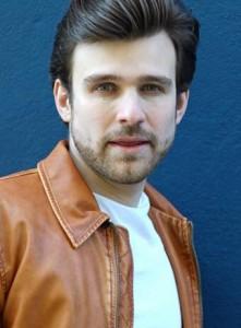 English presenter Tommy Vilés, актёр и модель