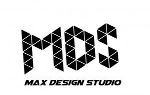 logo Max design studio